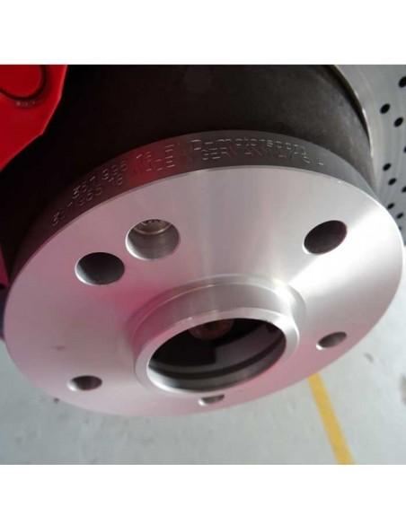 Separadores de rueda Doble Centraje 16mm 5X120 BMW